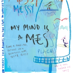 'Messy Messy' by Savanna Achampong
