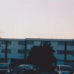 'suburban town s t r e t c h ing' – a poem by lyds